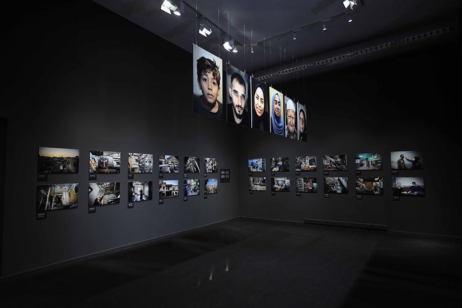 Exposició 'El temps suspés', del fotoperiodista Germán Caballero - imatge 0