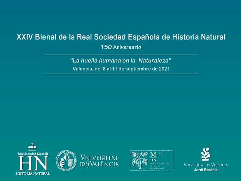 XXIV Bienal de la Real Sociedad Española de Historia Natural - imatge 0
