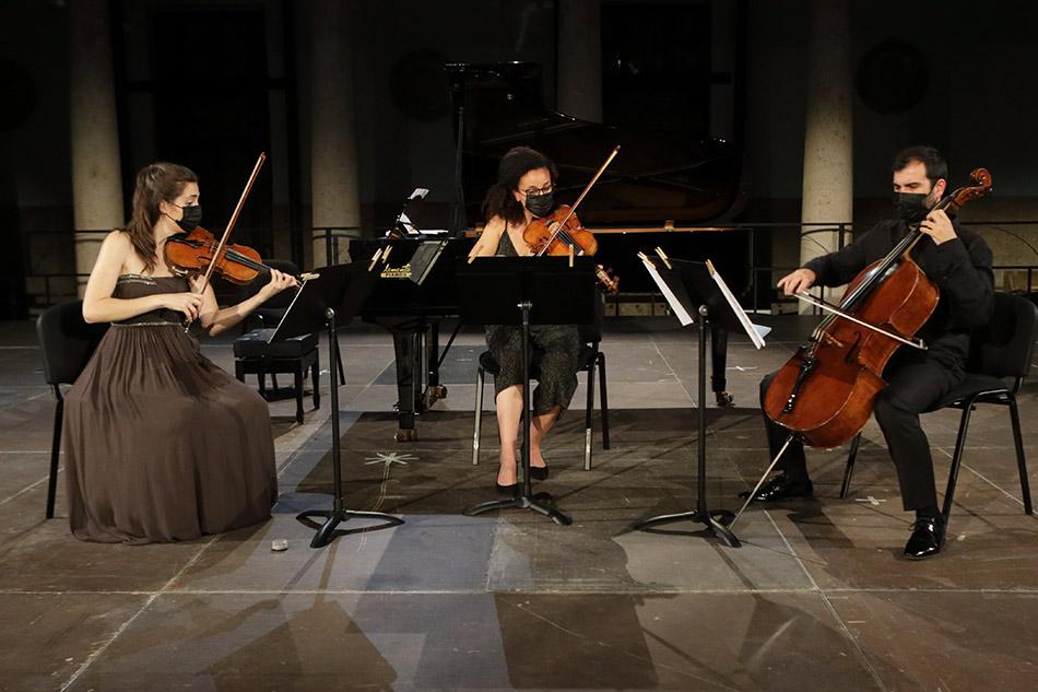 Música de cambra amb Kairós Project en el penúltim concert de  Serenates - imatge 0