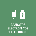 Botón enlace a aparatos electrónicos