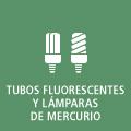 Botón enlace a tubos fluorescentes y lámparas de mercurio