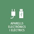 Botó enllaç a aparats electrónics