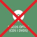 Botó enllaç a discs &oòptics