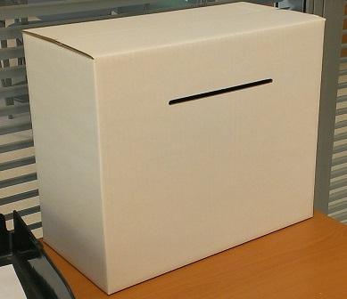 caixa per a disquets