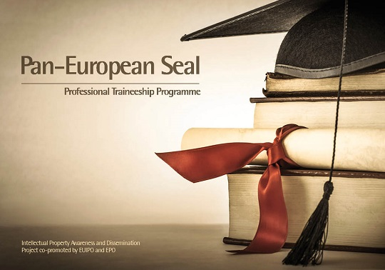 Birret i diploma Pan European Seal