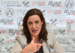 Margarita Soler Sánchez. Presidenta del Consell Jurídic i Consultiu de la Comunitat Valenciana