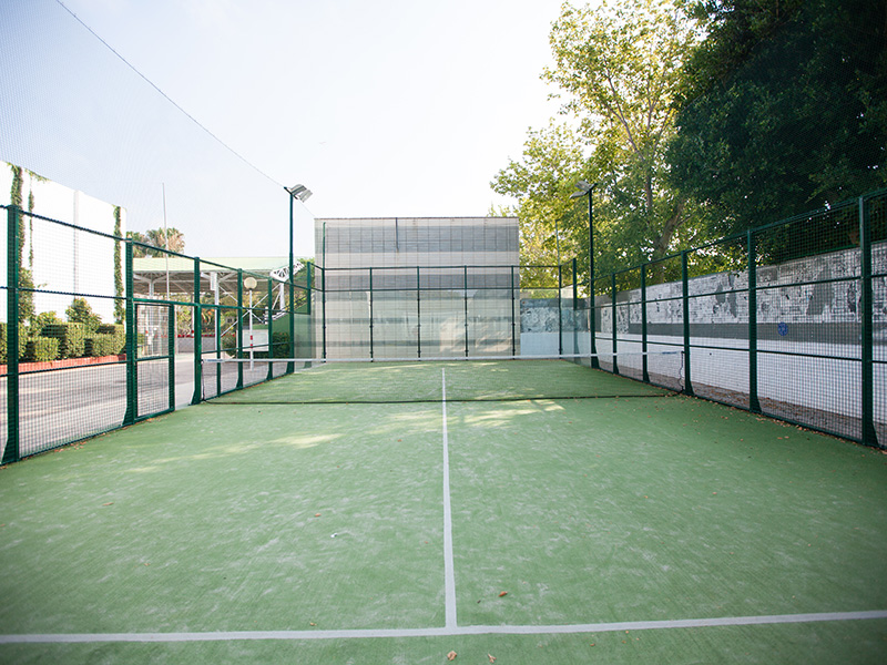 Sports centre - Padel tennis