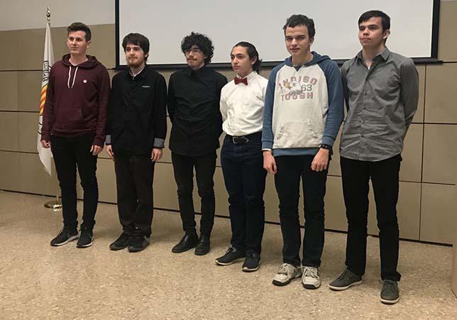 Tres alumnos valencianos participarán en la fase nacional de la ...