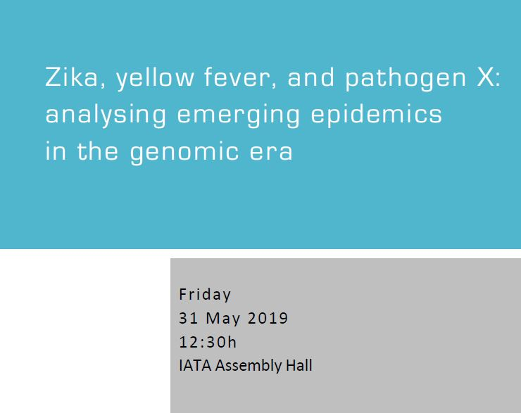 Zika, yellow fever, and pathogen X: analysing emerging epidemics in the genomic era