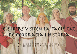 Iberians visit the Faculty