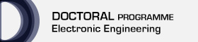 Doctoral Programme in Electronic Engineering