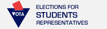 Elections for students representatives