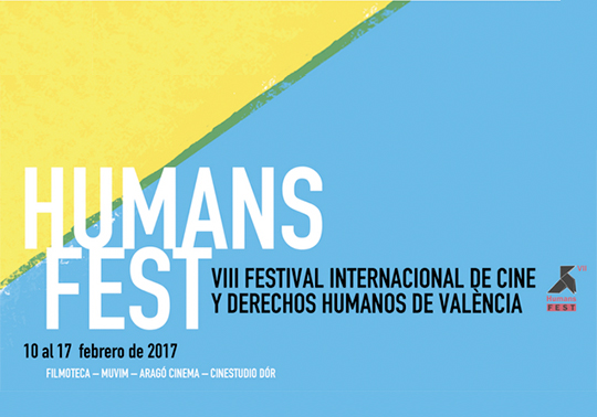 Humans Fest, Festival Internacional de Cinema i Drets Humans