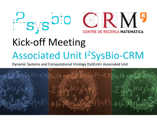 KICK-OFF MEETING ASSOCIATED UNIT I2SYSBIO-CRM