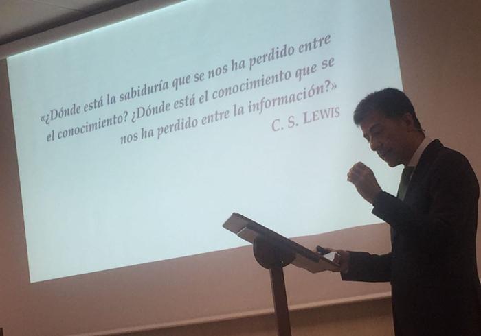 El Profesor Francisco Gonzalez Castilla Docente Del Master