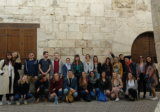 Visita Erasmus Requena 2019