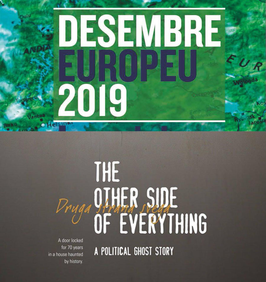 The Other Side of Everything. Proyección del documental. 18/12/2019. Centre Cultural La Nau. 19.00h