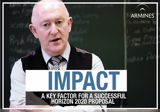 event image:Workshop on how to write the impact of an H2020 proposal