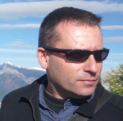 Agustín Calvo Galán. Foto del seu bloc 'Las afinidades electivas'.