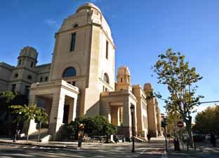 Edificio del Rectorado.