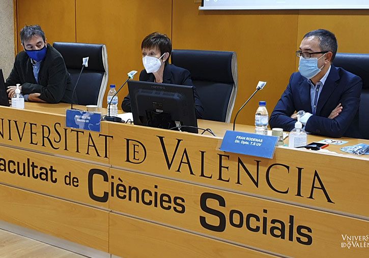 Picture: First Conference on measuring and tackling homelessness in the city of Valencia