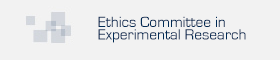 This opens a new window Ethics Committee in Experimental Research