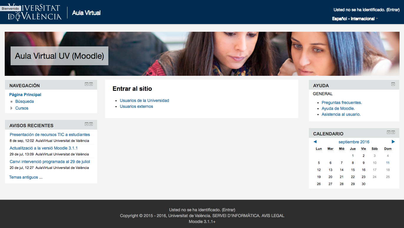 Si servei d 39 inform tica for Aula virtual fp valencia