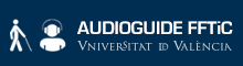 Audioguide banner
