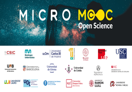Micro-Mooc Open Science