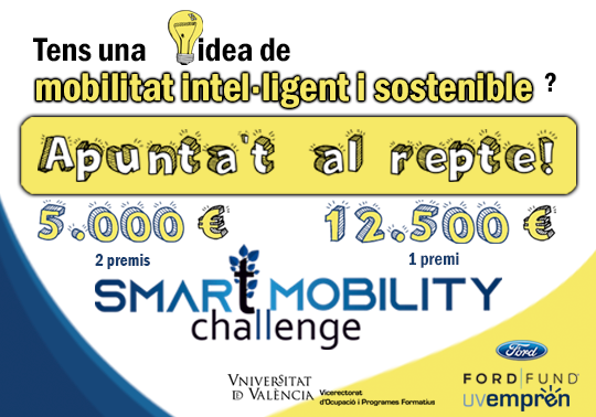Concurso Ford Fund Smart Mobility Challenge
