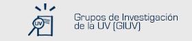 Grupos de investigación de la UV