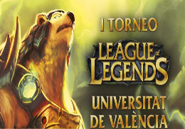 Semi-finals and finals of the first League of Legends Championship of the Universitat de València