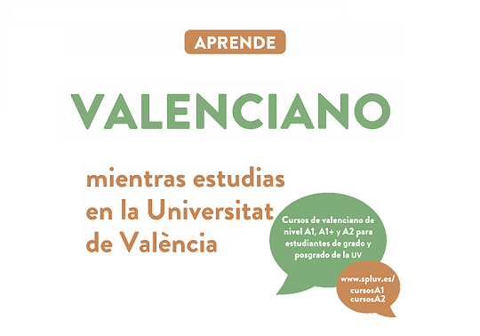 Learn Catalan! Aprende valenciano! Courses A1, A1+ & A2 [until 5/2]
