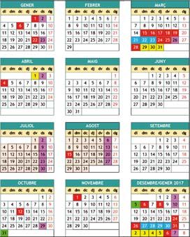 Calendario Laboral De Valencia.Aprobado El Calendario Laboral De 2016 De La Universitat De Valencia
