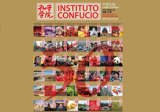 Revista Instituto Confucio 50