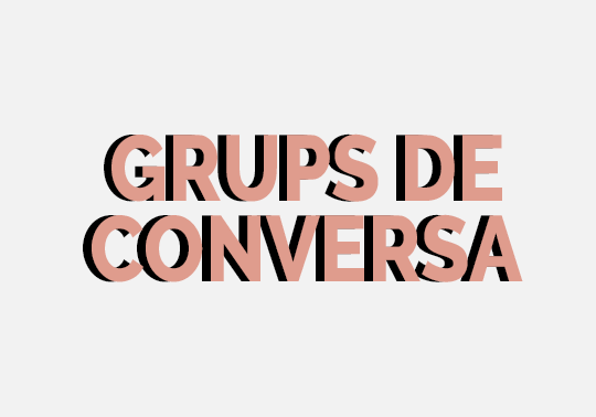 Second term online conversation groups
