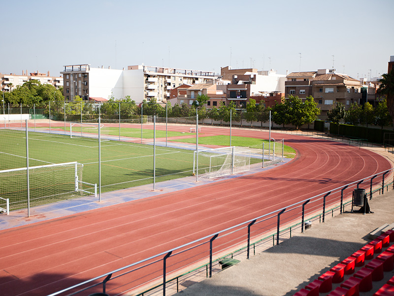 Polideportivo - Atletismo