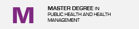 Link to Master's Degree in Public Health and Health Managment