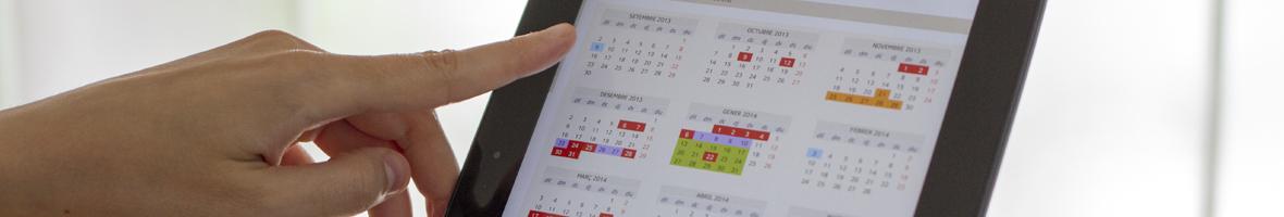 Calendario Laboral Barcelona 2020.Calendario Academico