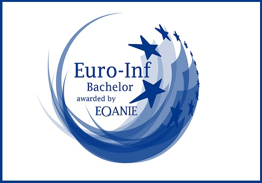 The Degrees in Computer Engineering and Multimedia Engineering have obtained the international quality seal Euro-Inf