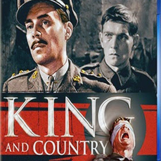 Rey y patria (King and Mother Country). Films on Human Rights. 29/10/2019. Centre Cultural La Nau. 19.00h