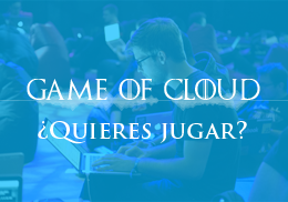 Segon Hackathon Universitari de Capgemini: Game of Cloud