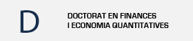 Enllaç al Doctorat en Economia i Finances Quatitatives