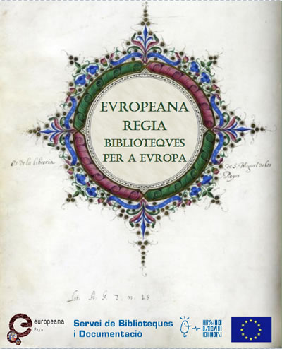 Europeana Regia: libraries for Europa