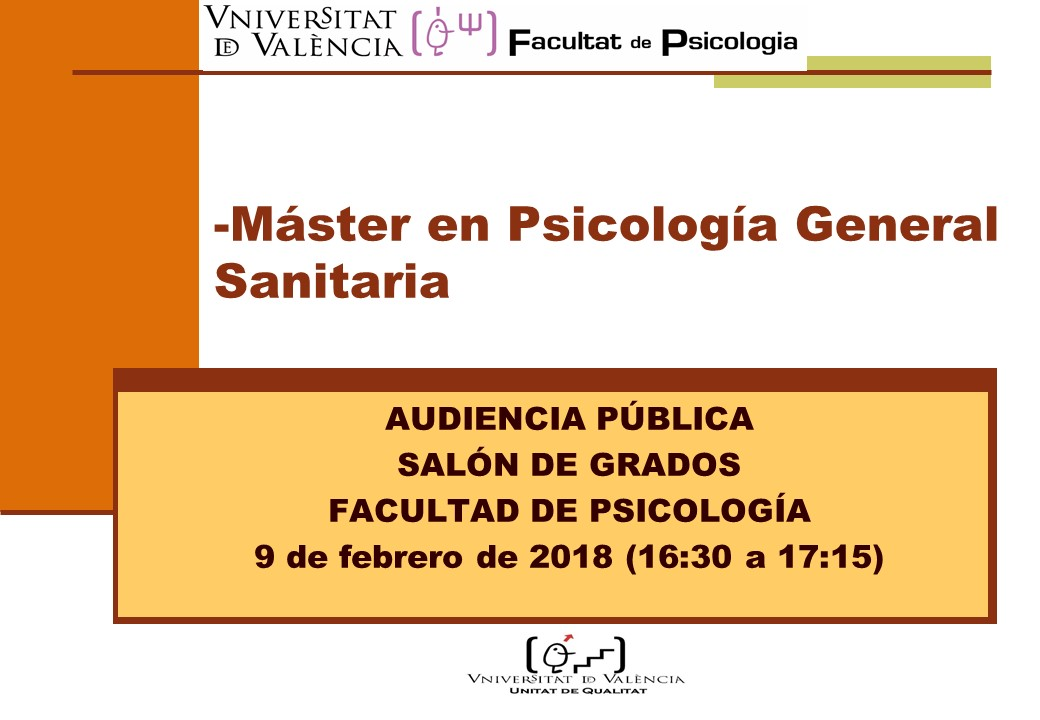 Reacreditacion Master Psicologia General Sanitaria