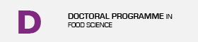 Link to Doctoral Programme in Food Science