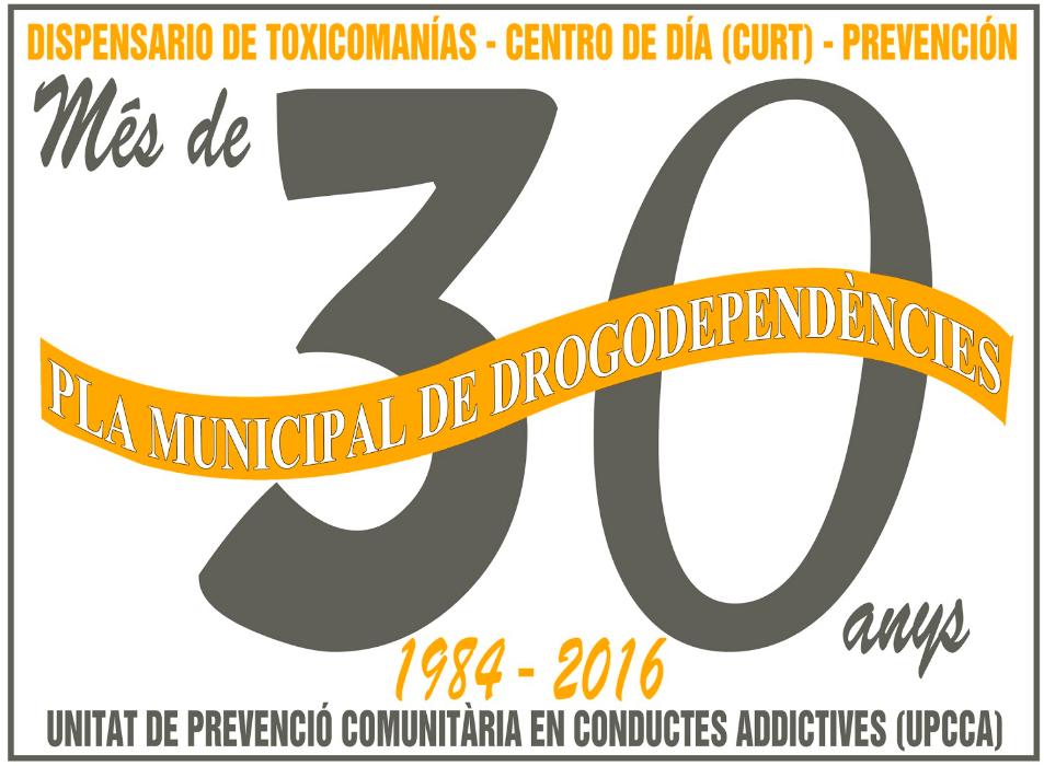 XXV JORNADA SOBRE DROGODEPENDENCIAS MS DE 30 AOS ATENCIN A LAS ADICCIONES