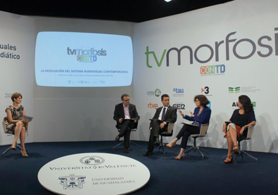 the TVMorfosis meeting comes to Europe for the first time