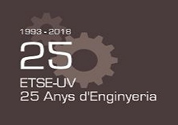 25th anniversary videos of the Engineering Studies of the Universitat de València