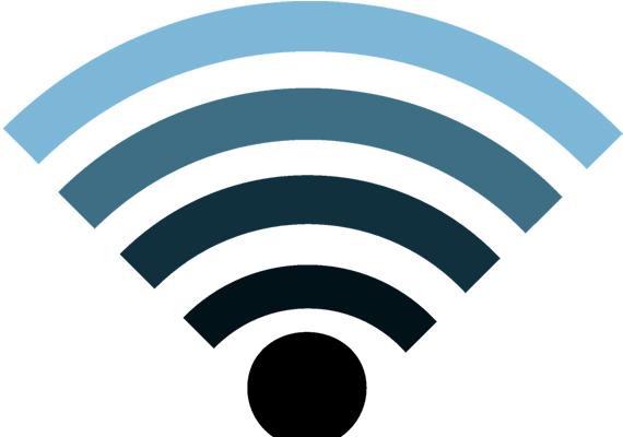 Exemple d'un signe de xarxa
